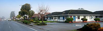 The McKinleyville dental office of Dr. Mellon